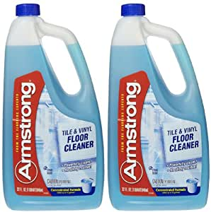 Armstrong Cleaner for No-Wax Floors, 32 oz-2 pack