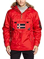 Geographical Norway Chaqueta Corporate (Rojo)