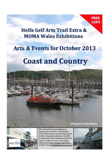 Coast & Country magazine October 2013