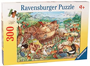 Ravensburger - The Ark - Jigsaw Puzzle (300 Pieces)
