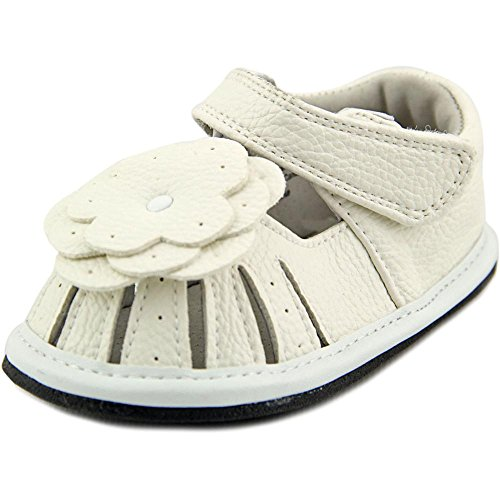 Jack and Lily My Shoes Infant US 6-12 Months White Mary Janes (Jack And Lily Girl Shoes compare prices)