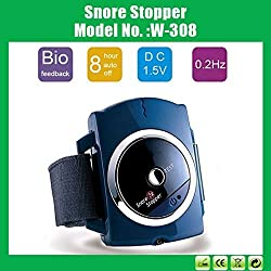 Stop Snore Anti Snore Wrist Band Infrared