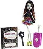 Mattel Monster High Y7656 -  Scaris Deluxe Skelita Calaveras, Puppe