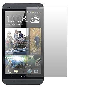 """4 x Slabo Displayschutzfolie HTC One Displayschutz Schutzfolie Folie """"Crystal Clear"""" unsichtbar MADE IN GERMANY"""