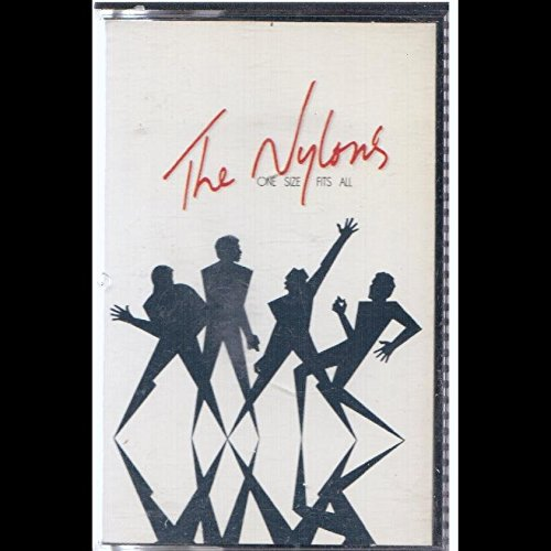 The Nylons: One Size Fits All Cassette VG++ Canada