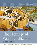The Heritage of World Civilizations: Volume 2, Books a la Carte Edition (9th Edition) (0205003060) by Craig, Albert M.