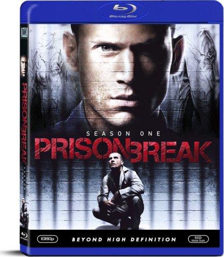 Prison Break (Season 1) / Побег [Побег из тюрьмы] (Сезон 1) (2005)