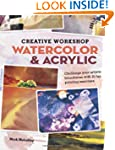 Creative Workshop - Watercolor & Acry...