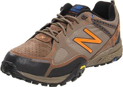 New Balance Men's MO889 Outdoor Multisport Hiking Shoe,Brown,7 4E US