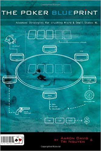 the poker blueprint strategy book