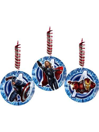 Marvel The Avengers Super Hero Dangler