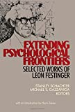 Extending Psychological Frontiers: Selected Works