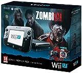 Console Nintendo Wii U 32 Go noire ZombiU premium pack