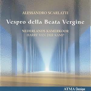 Scarlatti Vespro Della Beate Vergin