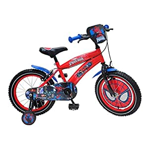 Ultimate spiderman bike
