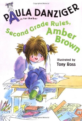 Second Grade Rules, Amber Brown (A is for Amber; Easy-To-Read)