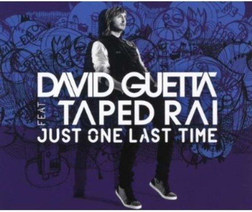David Guetta - Just One Last Time [Import]