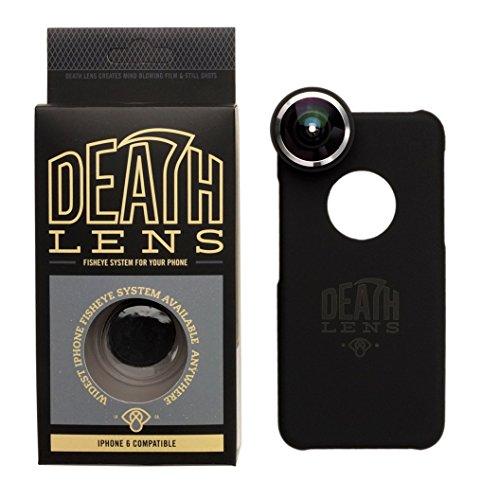DEATH LENS(デスレンズ) 魚眼レンズ付き iPhoneケース FISHEYE LENS DL 108  iPhone 6