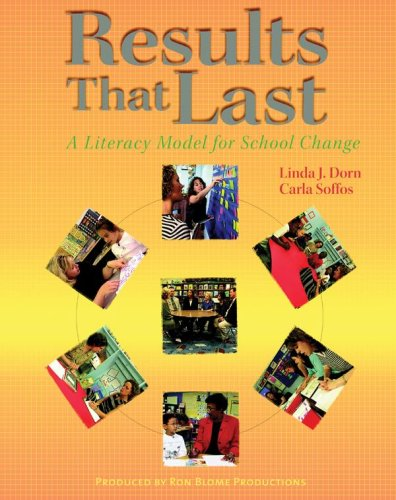 Results That Last (Vhs): A Literacy Model for School Change