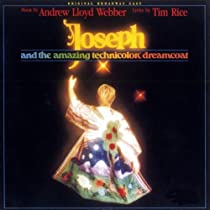 Joseph and the Amazing Technicolor Dreamcoat Original Broadway Cast