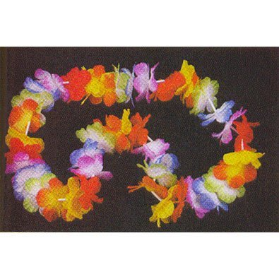 One Dozen Assorted Flowery Leis