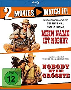 Mein Name ist Nobody/Nobody ist der Größte [Edizione: Germania]