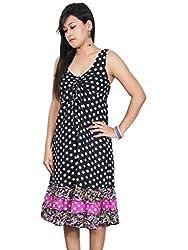 Polita Women Fit & Flare Party wear dress/ Exclusive Collection party Wear dress for ladies/Women/Girl/ dress for Women,Ladies,Girls/ Quick Delivery