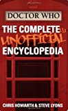 img - for Doctor Who: The Completely Unofficial Encyclopedia book / textbook / text book
