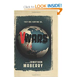 V Wars by Jonathan Maberry, Nancy Holder, Yvonne Navarro and Scott Nicholson