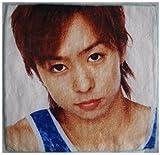 嵐 ARASHI 公式グッズ  2003 How' it going? フェイスタオル 櫻井翔 + 公式生写真
