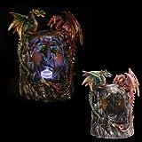 Dark Legends Dragon LED Crystal Cave