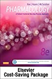img - for Pharmacology - Text and Elsevier Adaptive Quizzing Package: A Patient-Centered Nursing Process Approach, 8e book / textbook / text book