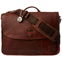 Will Leather Kent 31199 Messenger Bag,Cognac,One Size