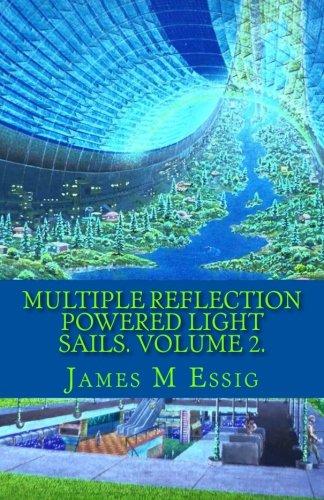 Multiple Reflection Powered Light Sails. Volume 2.