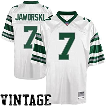 Philadelphia Eagles Ron Jaworski Premier Replica Mitchell Ness Throwback Jersey by Mitchell & Ness