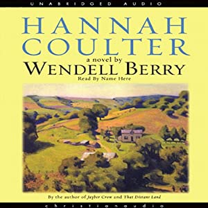 Hannah Coulter Audiobook