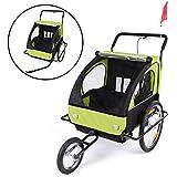 SAMAX / 56640011 Remorque buggy pour vélo/jogging