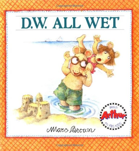 D.W. All Wet (D. W. Series)