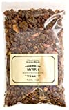 Myrrh - 1 Pound Resin Incense - Charcoal Burning Gold Label