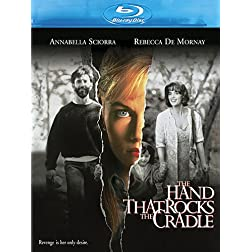Hand That Rocks the Cradle: 20th Anniversary Ed [Blu-ray]