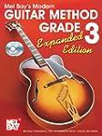 Modern Guitar Method Grade 3, Expande...