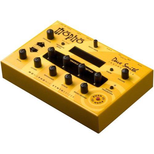 New Dave Smith Instruments Mopho - Monophonic Desktop Analog Synthesizer