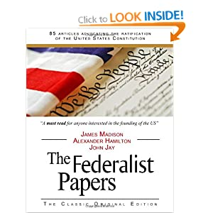 Federalist Papers                 Lecture   Activity  CIVICS