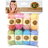 Lion Brand Yarn 865-200 Vannas Palettes Yarn, Peaceful
