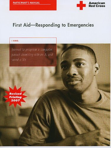First Aid -- Responding To Emergencies (American Red Cross Cpr Book compare prices)