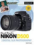 img - for David Busch's Nikon D500 Guide to Digital SLR Photography book / textbook / text book