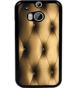ColourCraft Pattern Design Back Case Cover for HTC ONE M8