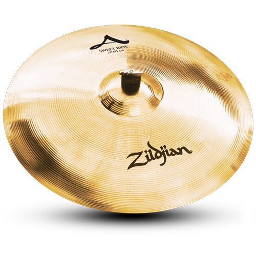 Zildjian A Series 21-Inch Sweet Ride Cymbal Brilliant