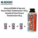 RESURS Fleet 150 g Manual Gearbox Restorer/Transmission Oil Additive/Gear Restorer/Manual Gearbox Restorer/Mechanical Gearbox Restorer/Gearbox Oil Additive/Manual Transmission Restorer (Color: brown transmission oil additive, Tamaño: full size)