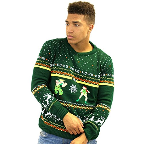 street-fighter-official-guile-vs-cammy-christmas-jumper-sweater-large